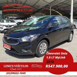 Chevrolet Onix 1.0 LT 2018 Completo (Com MyLink)