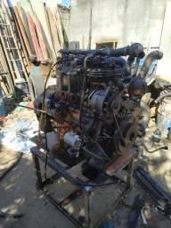 Motor mwm 229.S4 aspirado