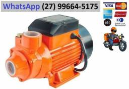 Título do anúncio: Bomba Dagua Periférica 1/2 Hp Bp500 Intech Machine 110v
