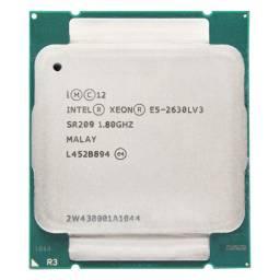 Processador Intel Xeon E5-2630LV3 LGA2011-3, 8 Núcleos 16 Threads