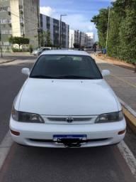 Corolla 1996 automático 2º dono