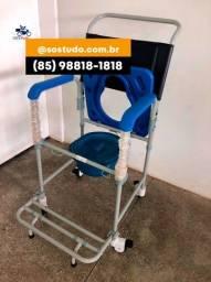 Título do anúncio: Cadeira de higienização completa e resistente a pronta-entrega