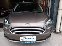 Título do anúncio: ford ka sedan se 1.0 flex