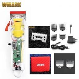 Máquina de cortar cabelo Wmark Ng108 6900rpm