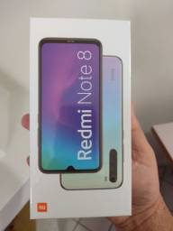 Redmi Note 8 Lacrado!