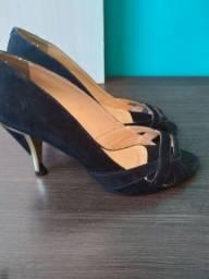 Sapato /veludo