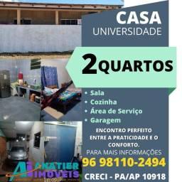 Título do anúncio: CASA NO BAIRRO UNIVERSIDADE
