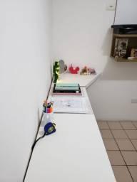 Escrivaninha, prancha, mesa estudo, prateleira