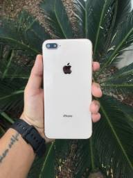 Título do anúncio: iPhone 8plus gold 64GB, sem marcas de uso.