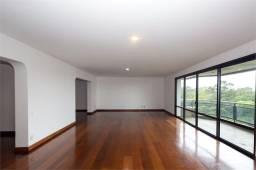 Apartamento para alugar com 4 dormitórios em Alto da boa vista, São paulo cod:REO304339