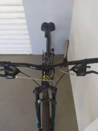 Bike toda Shimano, aro 29, quadro 15.5