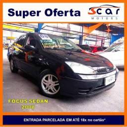 Título do anúncio: Focus Sedan 2.0 automático + couro 2008