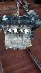Câmbio E Motor Focus Retirado