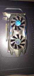 Placa de vídeo GTX 550ti 1gb *Léia*