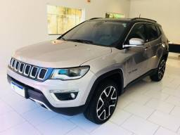 Jeep Compass limited 4x4 diesel ano 2020