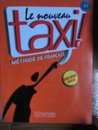 Livro Le nouveau táxi 1 + cahier