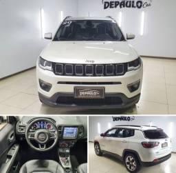 Jeep Compass Longitude 4x2 Flex AT 2020