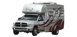 Título do anúncio: Motorhome Dodge Ram 4x4 automática Vettura