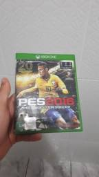 Pes 2016 Xbox one semi novo