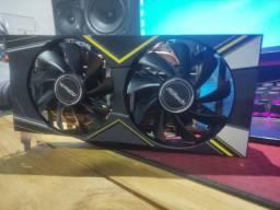 Placa de vídeo AMD RX 5600 XT 6GB