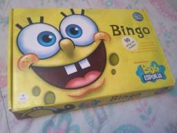 bingo do bob esponja
