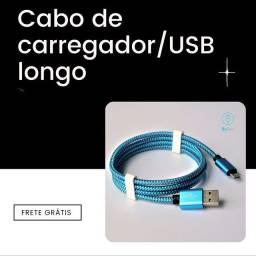 Cabo de carregador/USB