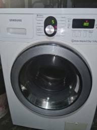 Máquina de lavar roupas lava e seca 8,5 Samsung