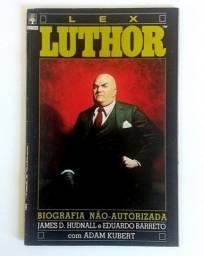 Lex Luthor - Biografia não-autorizada (1990)     [DC   HQ Gibi Quadrinhos]