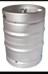 Barril de chopp50l usado idêntico ao AmBev