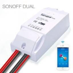 Sonoff Dual Interruptor 2 Canais