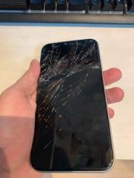 iPhone XR leia