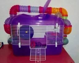 Título do anúncio: Gaiola de hamster