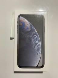 iPhone XR 64gb preto LACRADO