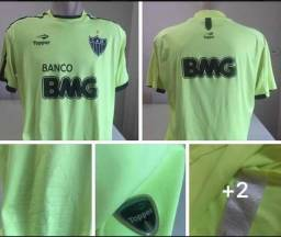 Camisa Atlético Mineiro   G 75x54