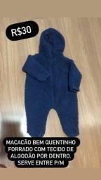 Roupas de Bebê - tamanho P