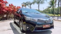 Título do anúncio: Corolla XEI Automatico Blindado Top de linha unico dono 2016