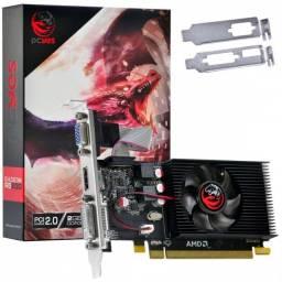 placa de video amd radeon r5 230 2gb ddr3 64 bits low profile