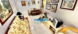 Título do anúncio: Apartamento com 2 dormitórios à venda, 70 m² por R$ 265.000 - Praia da Enseada ? Brunella
