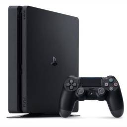 Título do anúncio: Playstation 4 Slim 500gb Garantia Aceito Cartao (Somos Loja Fisica)