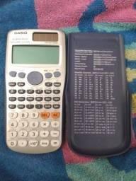 Calculadora científica CASIO 407 funções