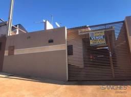 Título do anúncio: Casa com 3 dormitórios à venda, 150 m² por R$ 220.000,00 - Loteamento Residencial Uirapuru