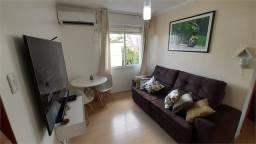 Apartamento à venda com 2 dormitórios em Santo antônio, Porto alegre cod:REO552217
