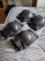 Kit proteção para esporte