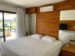 Aquaville Resort Nascente, Apartamento no 1º Andar, Excelente Localização.