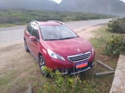 Peugeot 2008 allure 1.6 ano 2016/2017