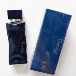 Perfume essencial oud novo lacrado.