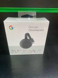 Google chromecast NOVO 3 geracao