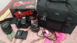 Câmera fotografia Canon