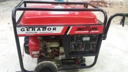 Gerador Motomill 8000W