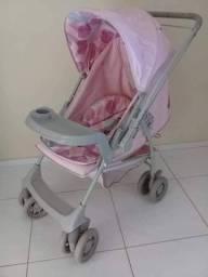 Carrinho de bebe Galzerano. 2 meses de uso